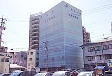 長野市営駐車場外観