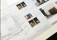 2.庭と外構を分けずにトータルで家の景観をつくる
