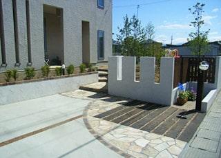 ライフスタイルを形にしたエクステリア・ガーデン